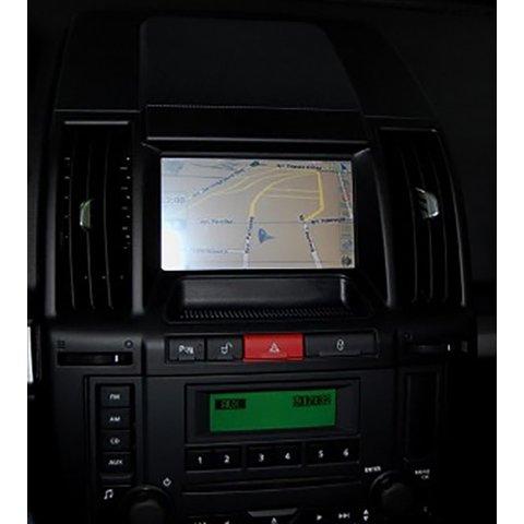 """Автомобильный ЖК монитор с сенсорным экраном 7"""" для Land Rover Freelander 2 Превью 6"""