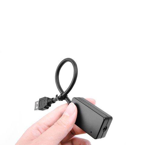 Адаптер AUX-USB для автомобілів без AUX-входу Прев'ю 3