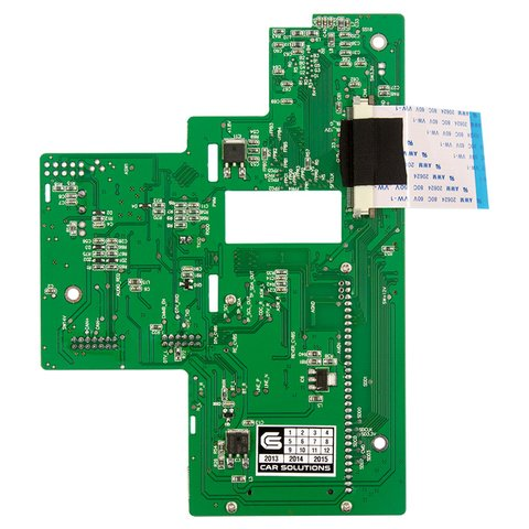 GPS Navigation Module for RCD510 Delphi Preview 1