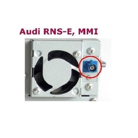 Переходник для подключения к штатной GPS-антенне c Fakra-коннектором Превью 2