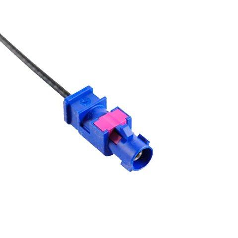 Cable GPS Fakra IN/OUT para módulo de navegación A-LINK para Audi, BMW, Mercedes-Benz Vista previa  2