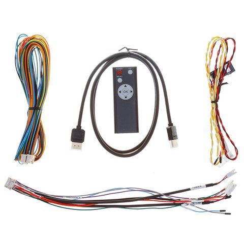Video Interface for Renault/Opel/Smart with R-Link Head Unit of 2014~ YM Preview 3