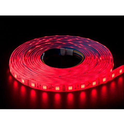 RGB+CW+WW LED Strip SMD5050 (300 LEDs, 12 V, 5 m, IP65) Preview 1